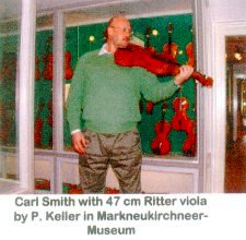 Carl Smith and Ritter Viola - Wagner Society of Dallas, March 26, 2005