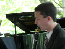 Wagner Society of Dallas: Brent Buemi, Clarinet
